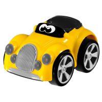 Chicco Hračka autíčko Turbo Team Henry žluté