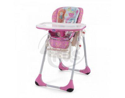 Chicco Židle Polly New 2v1 princess