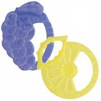 Chicco Kousátko citrón/víno 2ks
