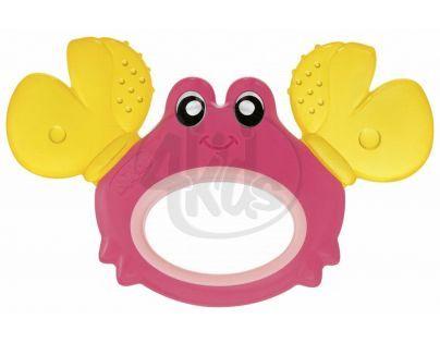 Chicco Kousátko chrastítko krab