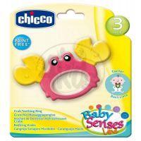 Chicco Kousátko chrastítko krab 2