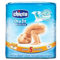 Chicco Plenky Chicco Junior 17 ks