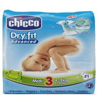 Chicco Plenky Chicco Midi 21 ks