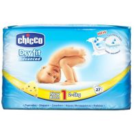 Chicco Plenky Chicco Newborn 27 ks