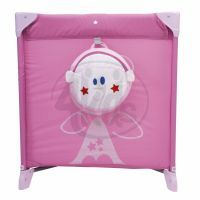 CHICCO Postýlka EASY SLEEP pink 2