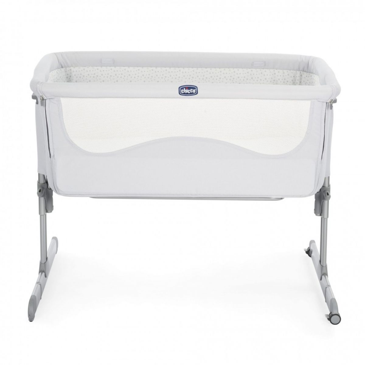 Chicco Postýlka Next2Me Light Grey