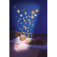 Chicco Projektor GoodNight Stars - růžový 4