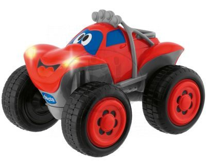 Chicco RC Terénní auto Červené