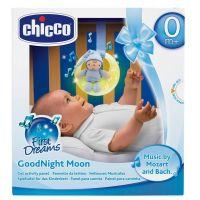 CHICCO Skřítek měsíček hrající modrý 2