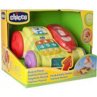 CHICCO telefónek hudební na kolečkách 2