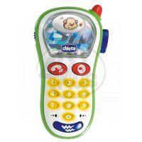 CHICCO 60067 - Telefon vibrující s foťákem