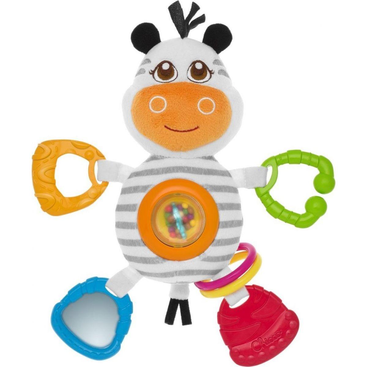 Chicco Zebra plyšák