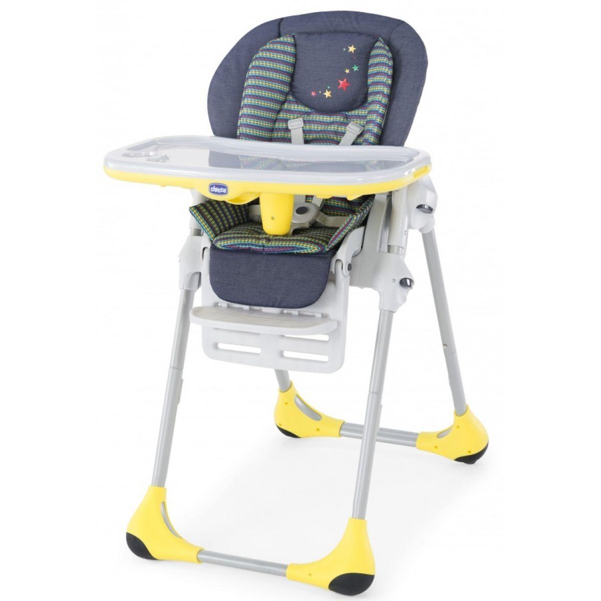 Chicco Židle Polly 2v1 Denim