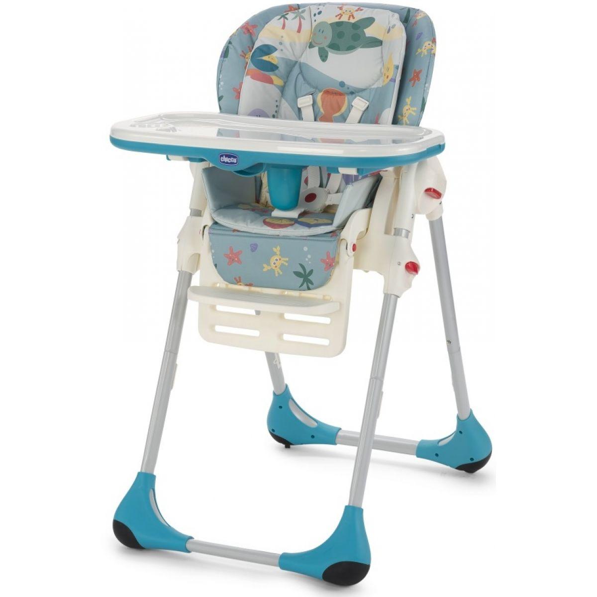 Chicco Židle Polly 2v1 Sea dreams