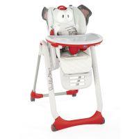 Chicco Židlička jídelní Polly 2 Start Baby Elephant