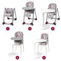 Chicco Židlička jídelní Polly Progres5 Kiwi 2