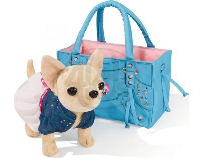 chi chi Love S 5895107 - City Friend, s taškou a oblečením, 20 cm