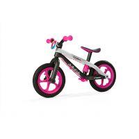 Alltoys Chillafish Balanční kolo BMXIE RS růžové