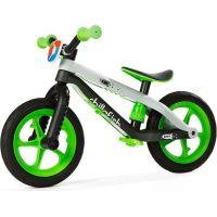 Alltoys Chillafish Balanční kolo BMXIE RS zelené