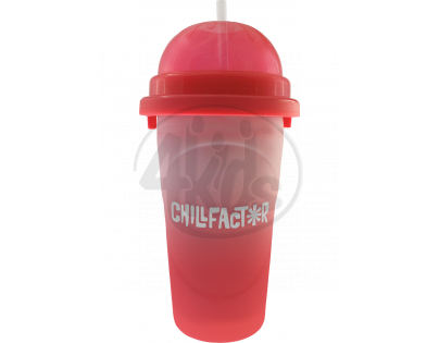 Alltoys Chillfactor Výroba ledové tříště Color change - Červená