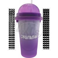 Alltoys Chillfactor Výroba ledové tříště Color change - Fialová