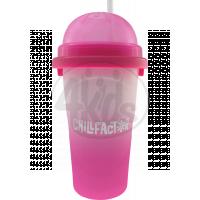 Alltoys Chillfactor Výroba ledové tříště Color change - Růžová