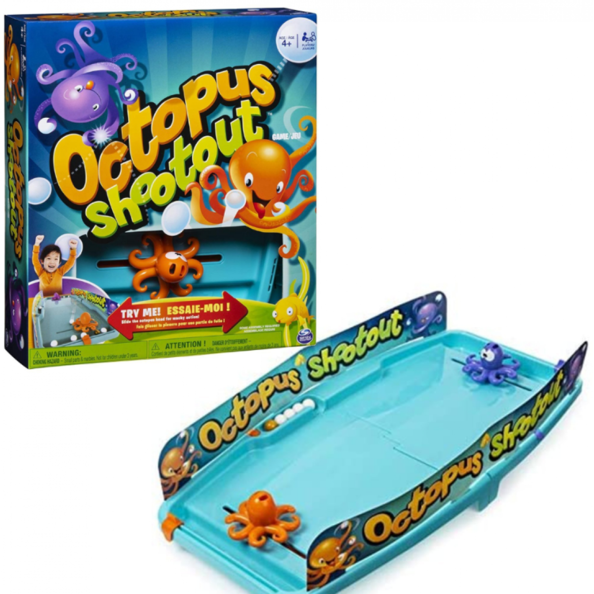 Chobotnica detská spol. hra