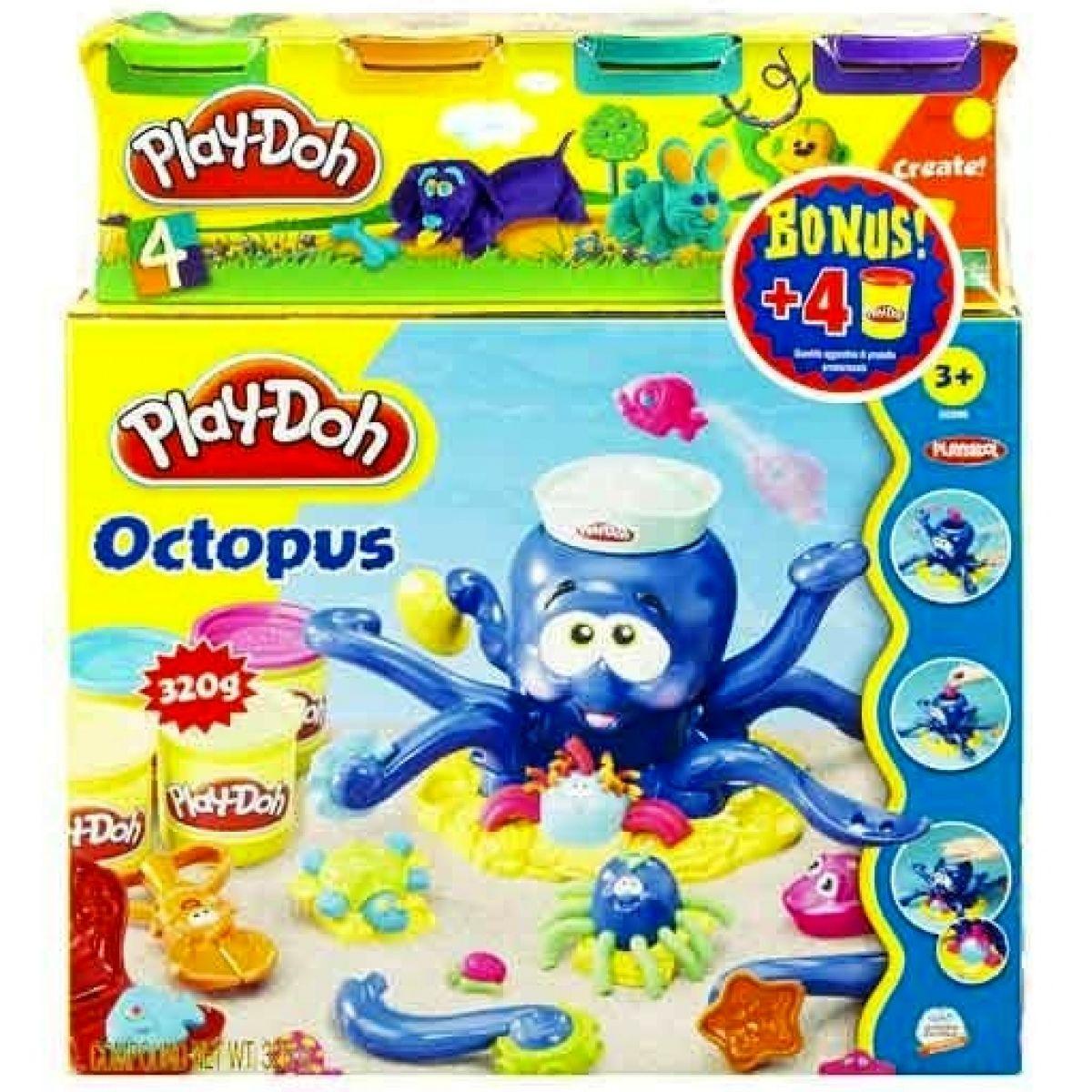Chobotnička Play-Doh