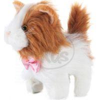 HM Studio Chodící kočička Ginger zrzavá