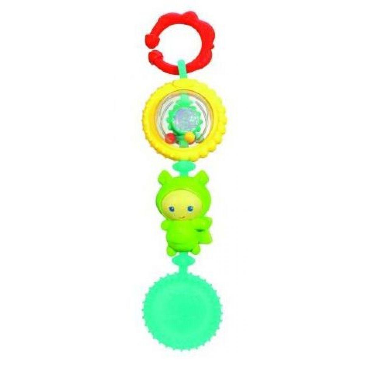 "Hasbro 01471148 - Chrastící """"korálky"", kousátko na zoubky Playskool"