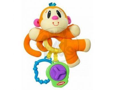 Chrastítko opička Playskool