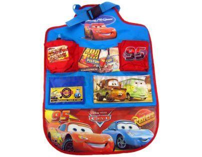 """Licence Only CAKFZ620 - Chránič sedadla s kapsami """"Cars"""""""