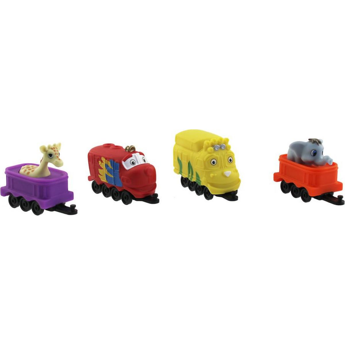 Chuggington 4 pack Safari park