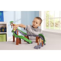 Chuggington Dobrodružný set Safari s Koko 6