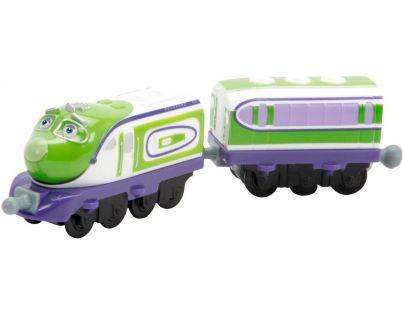 Chuggington Koko s vagonem pro cestující