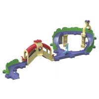 Chuggington Set s mostem a tunelem 2
