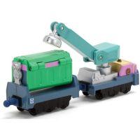 Chuggington 54015 - Vagony na odpad