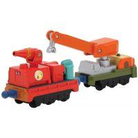 Chuggington 54014 - Záchranářské vagony