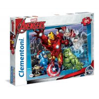 Clementoni Avengers Supercolor Puzzle 104 dílků