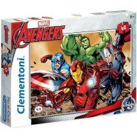 Clementoni Avengers Supercolor Puzzle 60 dílků