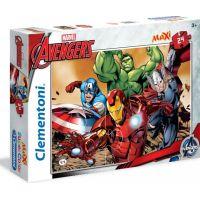 Clementoni Avengers Supercolor Puzzle Maxi 24 dílků