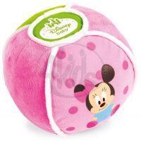 Clementoni Baby Disney Měkký aktivní míč Minnie