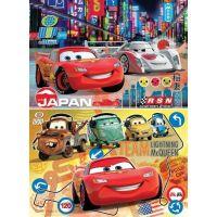 Clementoni Cars Puzzle Supercolor Auta 2 x 20 dílků 2