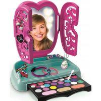 Clementoni Crazy Chic Zrcadlo makeup