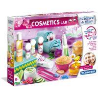 Clementoni Dětská laboratoř Výroba kosmetiky