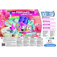 Clementoni Dětská laboratoř Výroba parfémů 3