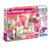 Clementoni Dětská laboratoř Výroba parfémů