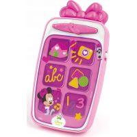 Clementoni Disney Baby Minnie Můj první telefon