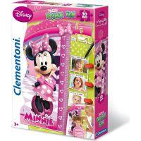 Clementoni Disney Double Fun Puzzle Minnie Maxi 30 dílků