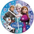 Clementoni Disney Puzzle Clock Frozen 96d 2